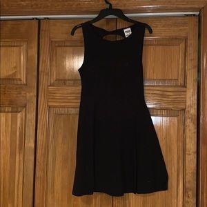 Open back sun dress